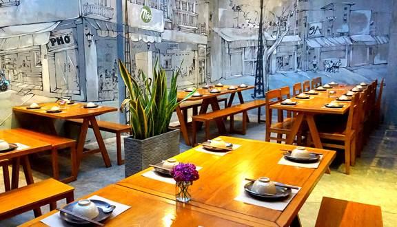 nhà hàng giá bình dân tại quận Tân Bình