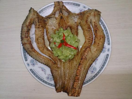 Đặc sản cá lóc biển hồ campuchia