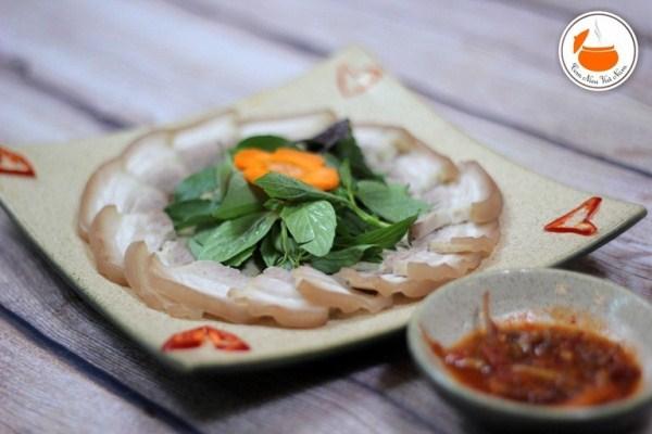 Nhà hàng phục vụ món ngon miền Bắc mùa đông ngay tại Sài Gòn