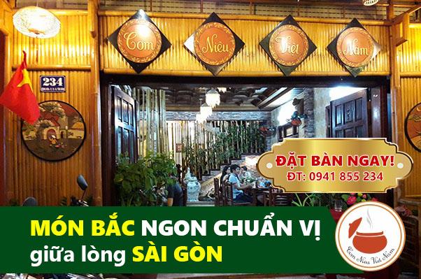 Nhà hàng tiếp khách nước ngoài gần sân bay lý tưởng nhất!
