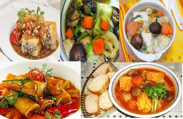 Review quán ăn chay ngon chất lượng phục vụ tốt tại quận Tân Bình
